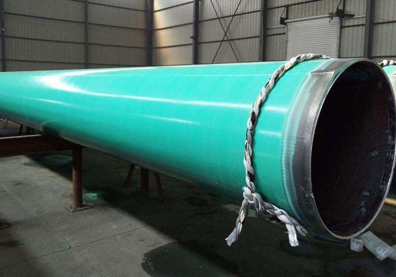 Steel pipe single-layer epoxy powder (FBE) double-layer epoxy powder (2FBE) anti-corrosion